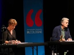 Walter Sittler und Mariele Millowitsch lesen
