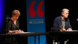 Walter Sittler und Mariele Millowitsch lesen aus Elke Heidenreichs