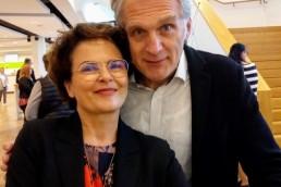 Barbara Auer, Walter Sittler - Unsere Seelen bei Nacht - Lesung